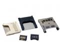 SD, микро SD держатели карт
