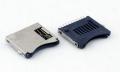 Держатель microSD карты SMD