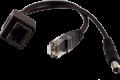 Пассивный PoE кабель